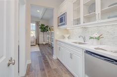 Transitional-Eclectic Kitchen