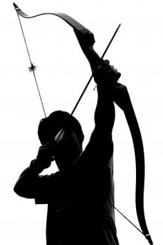Best kinda picture i could find. #archery #favorite #herewecomeworlds