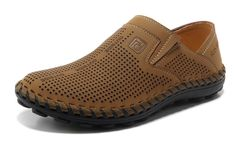 handmade-Slip-on-men-s-Luxury-office-Loafers-Genuine-Leather-shoes Shop the best handmade shoes at http://www.tuccipolo.com