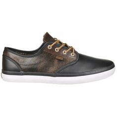 DVS Rico CT skate shoes leather