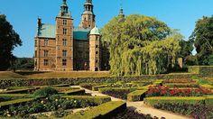 The King's Garden in Copenhagen- sometimes referred to as Rosenborg Garden