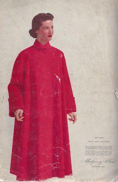 1951-1952 Montgomery Ward fall-winter catalog
