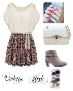 Designer Clothes, Shoes & Bags for Women Girly Outfits, Outfits For Teens, Cool Outfits, Fashion Outfits, Womens Fashion, Violetta Outfits, Violetta Disney, Disney Inspired Fashion, Fandom Outfits