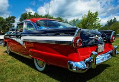 1956 - Meteor..Re-pin...Brought to you by #HouseofInsurance for #CarInsurance #EugeneOregon