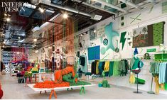 Want to go to the pop-up store of Benetton in New York