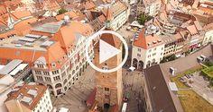 Erleben Sie Nürnberg wie noch nie - aus der atemberaubenden Vogelperspektive!