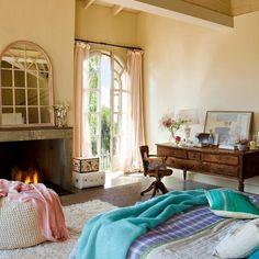 Schöne Schlafzimmer-modern-design