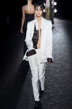 Haider Ackermann Spring 2014 RTW - Runway Photos - Fashion Week - Runway, Fashion Shows and Collections - Vogue