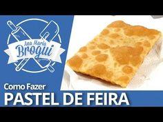 Receita de massa de pastel de feira por Gustavo Foligno - YouTube