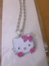 Hello Kitty Kids Girls Necklace