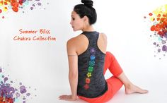 Jala Yoga Clothing |  Chakra Collection