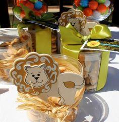 diy lion party ideas | ... cmp 390x400 parenting diy crafts Clever and Unique Baby Shower Themes