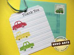 would make cute teacher cards