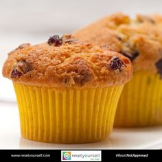 #Wheat in all forms, even organic whole wheat, along with #spelt, is quite #irritating to the #digestivesystem because wheat is severely #hybridized and is no longer a good #food. #ResetNotApproved #muffins #notgood #unhealthy