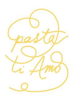 Pasta ti Amo by Ana Zaja Petrak