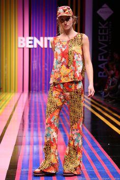Benito Fernandez moda primavera verano 2015 Argentina.