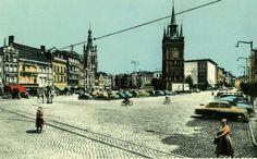 Grote Markt Kortrijk 1960