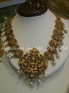 Bfuj Bridal Jewelry, Gold Jewelry, Jewelery, Gold Necklace, India Jewelry, Temple Jewellery, Indian Jewellery Design, Jewelry Design, Jewelry Patterns