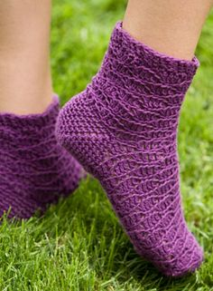 Indigo Dreams Crochet Socks...love these but not going to pay for the pattern