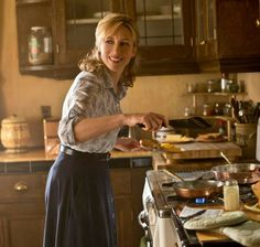 Vera Farmiga as Norma Bates in Bates Motel. She's a wonderful actress and a beautiful woman.