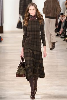 Ralph Lauren Fall 2016 Ready-to-Wear Collection