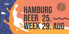 Warum unbedingt jetzt schon für die Bierwoche reservieren? | hamburg040.com Beer Week, Hamburger, Calm, Brewery, Pisces, Burgers