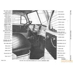 1948-1953 Dodge B-Series Truck Parts Catalog PDF