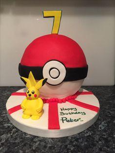 Pokermon cake