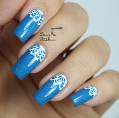 20 Amazing Nail Art Ideas from Lucy's Stash Blog