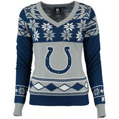 Colts Ugly Sweater $70