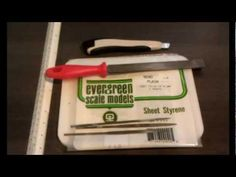 Advanced Tips: Scratchbuilding with styrene 3 VIDEO Tutorials | Plastic Models World