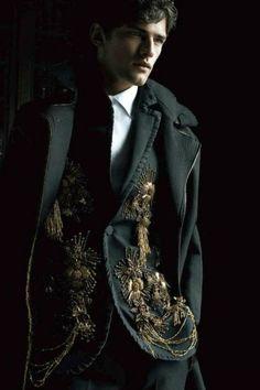 """nobilityandnostalgia: """" The Darkling, Grisha Trilogy by Leigh Bardugo """""""