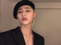 Instagram post by Bobae Kim 隆二 • Apr 1, 2018 at 4:46pm UTC Kim Blonde, Blonde Asian, Kim Bo Bae, Beautiful Boys, Beautiful People, Korean Boy, Aesthetic Boy, Girls Characters, Attractive People