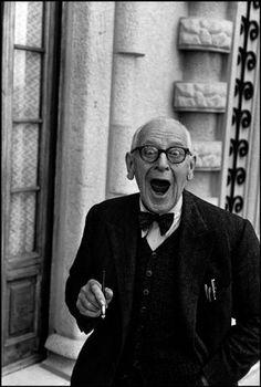 Adrian Wettach, 1955.