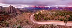 Julie Fletcher Photography: Razorback high pass