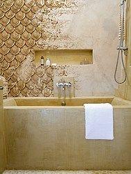 Wall & Decò - Wet System: è la guaina decorativa impermeabile in resina con caratteristiche e prestazioni uniche. Ideale per gli ambienti bagno e cucina.
