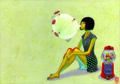 Japanese Surreal Pop Art (17 pieces) - My Modern Metropolis