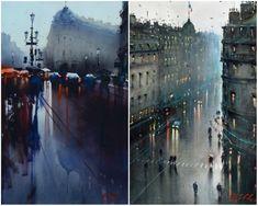 5 художников, влюбленных в дождь. ФОТО :: Новости N - Николаевские новости