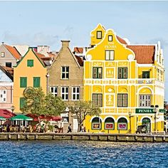 Dream Destination: Curacao. Strolling down cobblestone streets, catching fragments of conversations in Dutch, it would be easy to imagine you're in Holland, not on a Caribbean island 40 miles from South America. Coastalliving.com