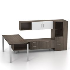 Miro and Zo blend to create a refreshing and refined aesthetic in private office of open plan environments.