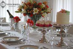 Decoração de Mesas por Patricia Junqueira {Home, Receber & Baby} para o Dia das Mães! Acesse: www.patriciajunqueira.com.br