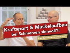 Kraftsport & Muskelaufbau bei Schmerzen sinnvoll? | Frag den Schmerzspezialisten #9 - YouTube