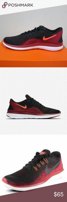 New Men's Nike Flex 2017 RN Running Shoes New Pair of Men's Nike Flex 2017 RN Running Shoes 898457-008 size 8.  100% AUTHENTIC   THANK YOU Nike Shoes Athletic Shoes