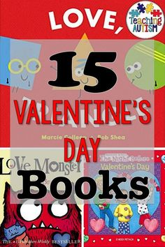 Your kids are going to have so much fun and enjoyment reading these Valentine's Day books. #ValentinesDayActivities #Kindergarten