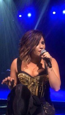 """DEMI: World Tour"": Orlando, FL - 9.15.14"