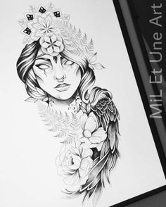 66 badass tattoo ideas that you really want to try Awesome Tattoos Backpiece Tattoo, Catrina Tattoo, Medusa Tattoo, Arm Tattoo, Samoan Tattoo, Polynesian Tattoos, Tattoo Ink, Badass Tattoos, Leg Tattoos