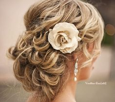 #hair #wedding