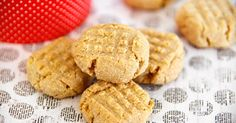 This is a very easy peanut butter biscuit recipe for anyone looking for a special homemade dog treat idea. It's quick, simple, and hard to mess up. It's a great one for cooking with children to make a special treat for their best furry friend. They can even taste test the treats together after baking! They do smell really good... :)