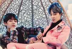 Tae Bae x Jimin