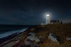 Pemaquid Point Light House - Maine  by nilshanson, via 500px
